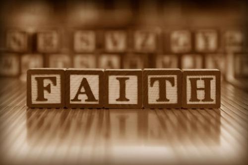 Faith Is In the Waiting