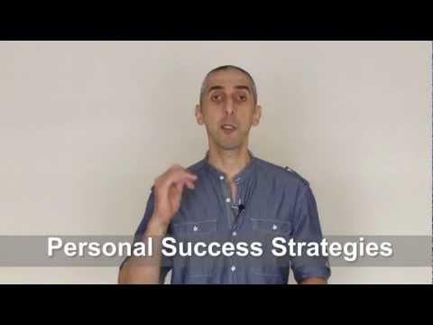 Personal Success Strategies