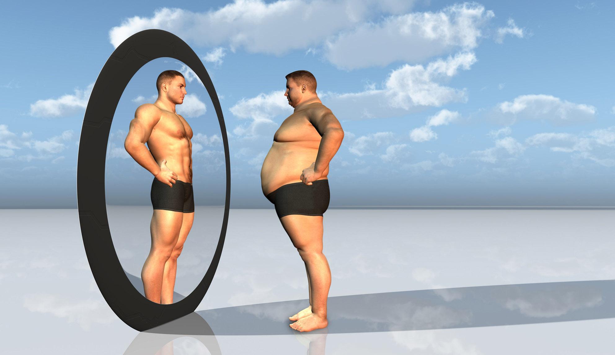 Low-Self-Esteem mirror