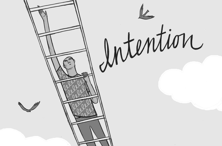 Five Steps to Make Intention Y...